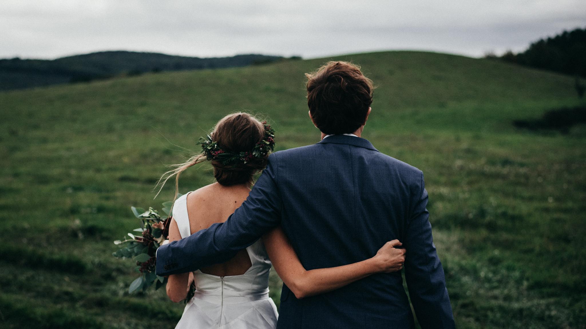 Svatba Rychlebské hory