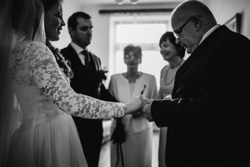 Svatební požehnání