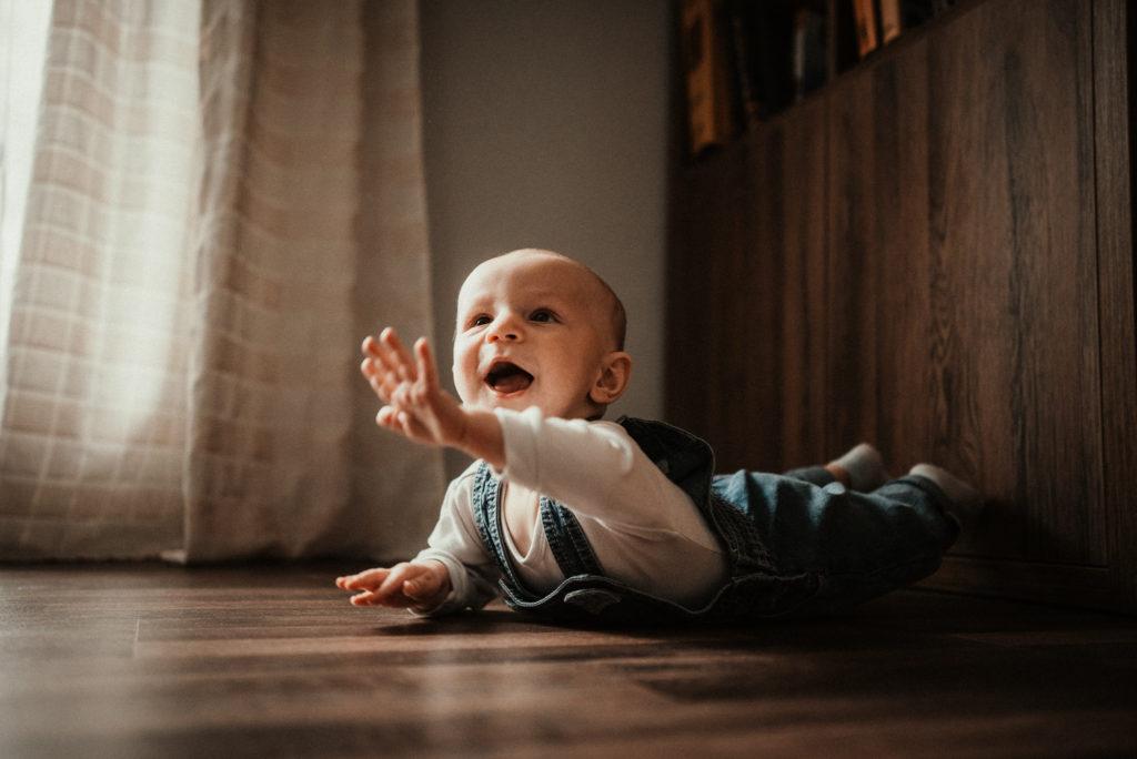 Šťastné miminko