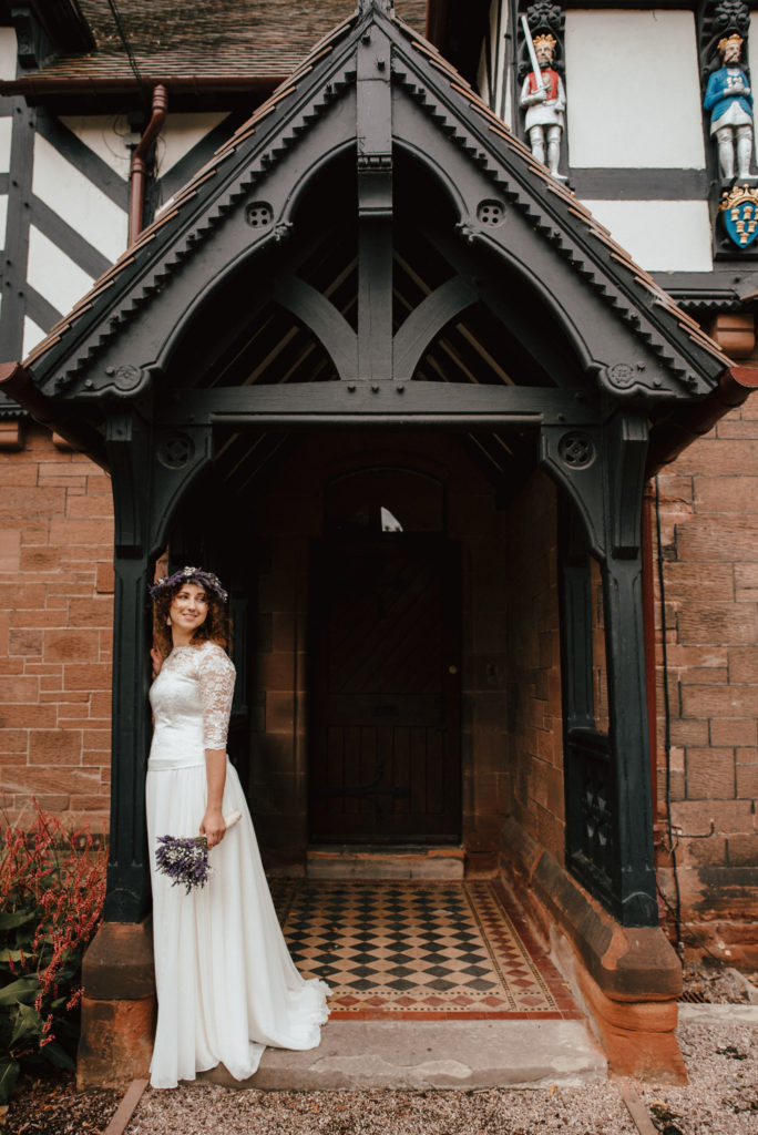 Svatba v Británii