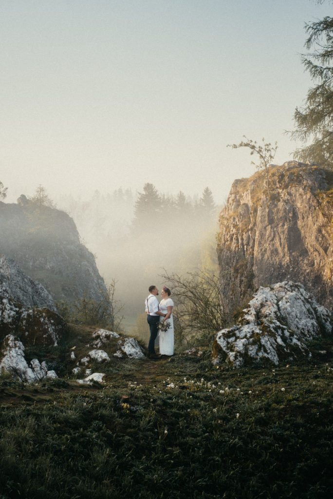 Svatba v Moravském krasu