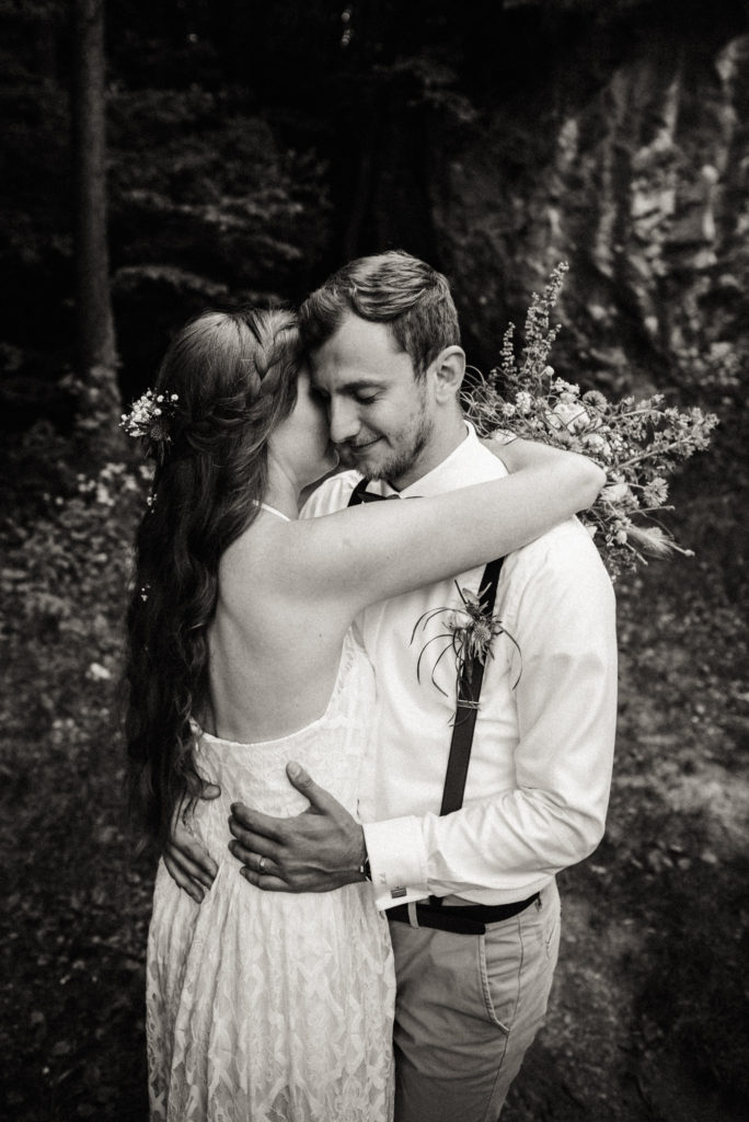 Lesní svatba