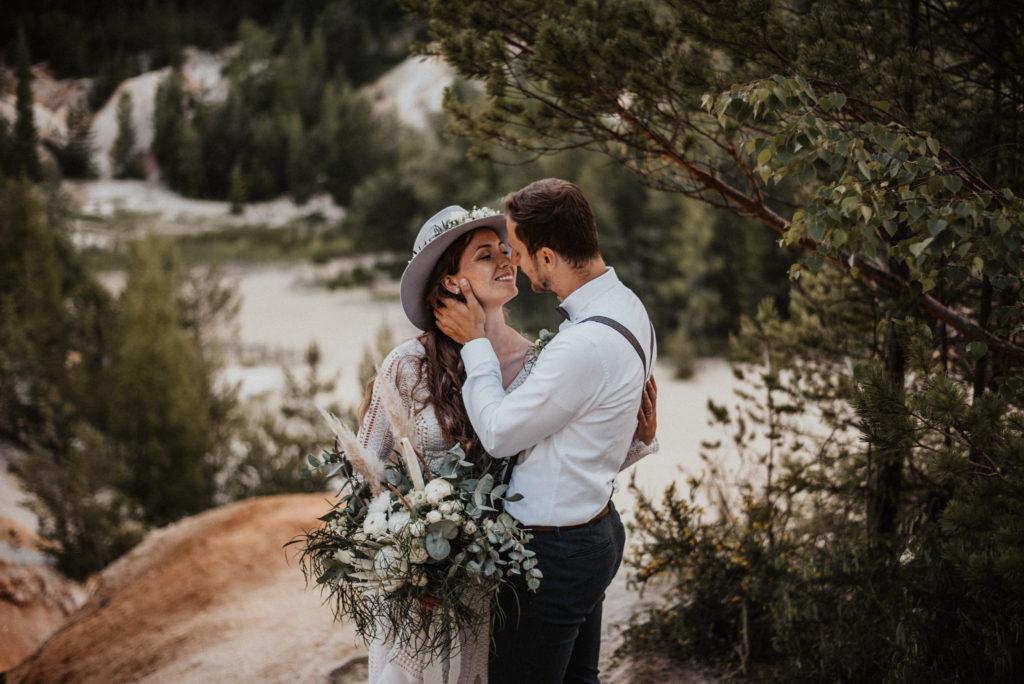svatba lom rudice