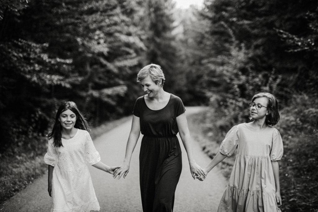 Rodinné foto Brno Babí lom