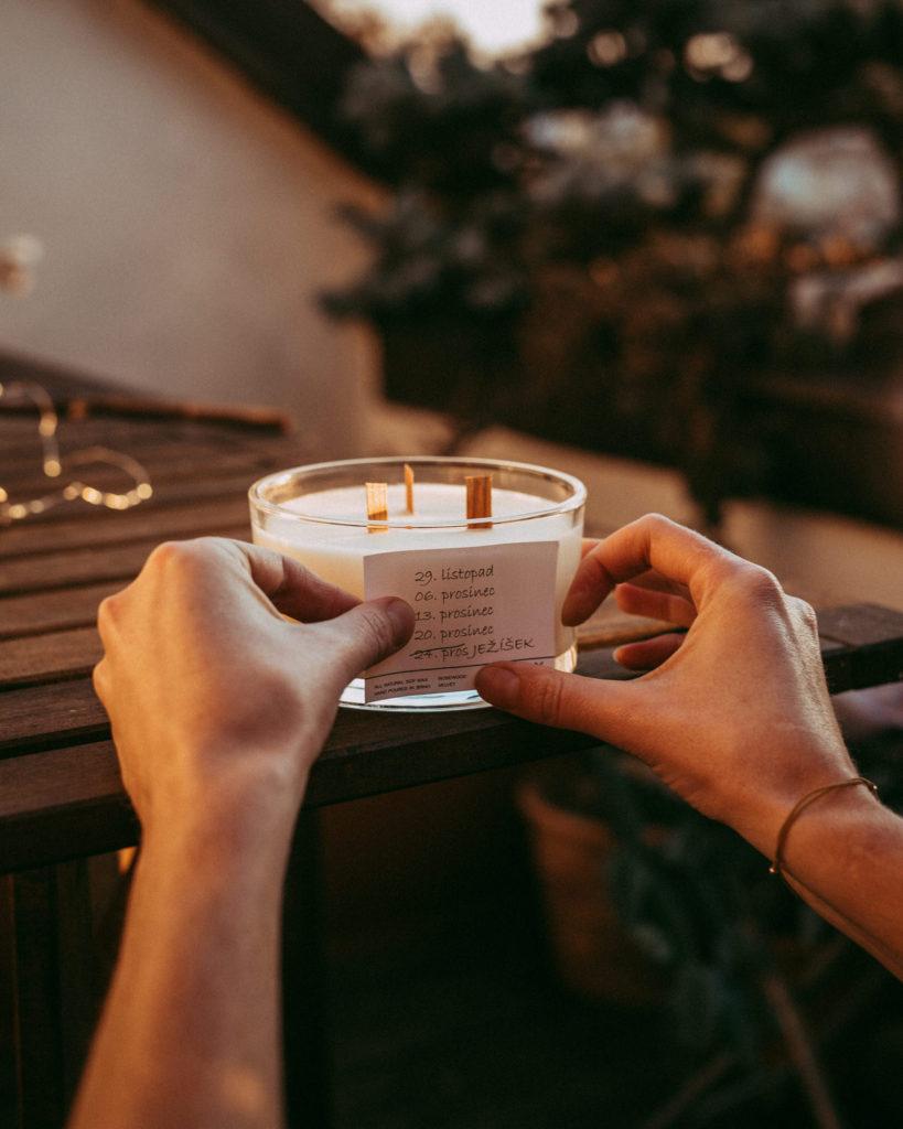 Firefly candles Brno sojové svíčky