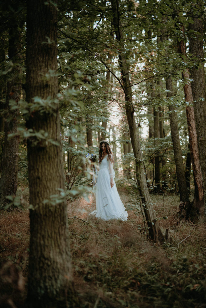 Víla Pán prstenů svatba